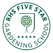 Level 5 RHS Schools Gardening Award Icon